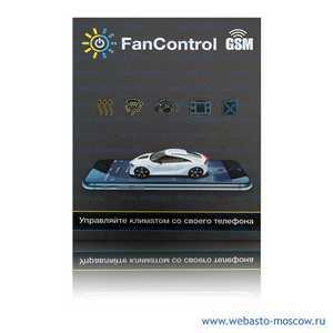 TEC FanControl GSM