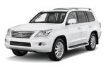 Установка Webasto на Lexus LX570 5.7 (бензин)